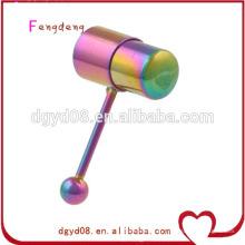 Нержавеющая сталь вибрационный язык кольцо оптовой