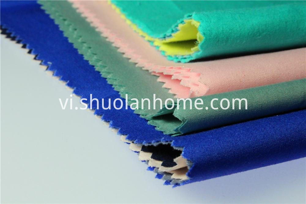 Polyster Cotton Fabric Dyed Fabric
