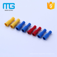 High Quality ROHS PVC Insulated Bullet Female Disconnects
