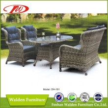 Outdoor Rattan Dining Set (DH-181)