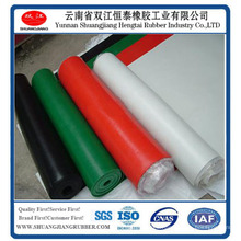 Rubber Roll Rubber Sheet Fabricante ISO Standard