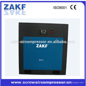 Air Compressor Of direct Air Cooling Blue 20HP 15KW