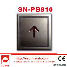 Square Push Button for Elevator (CE, ISO9001)