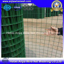 PVC Coated Holland Welded Wire Mesh Euro Fence