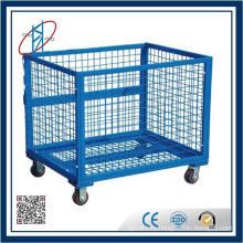 Складной ящик для хранения поддонов для поддонов для оптовых продаж