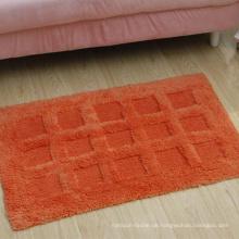 100% Baumwolle Bad Teppich aus China Lieferant