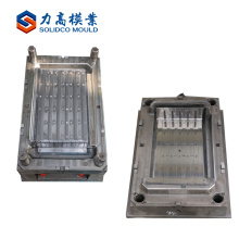 Plastic injection drawer mold