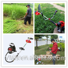 Gasoline engine agriculture manual lawn mower