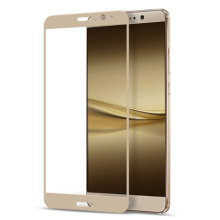 9H Gold Tempered Glass voor Huawei Mate 9