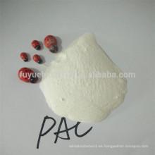 Purificación de agua Productos químicos PAC 30% polvo blanco