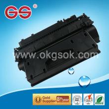 Imprimante p2035 compatible et remanufacturée cartouche de toner CE505A pour imprimante hp