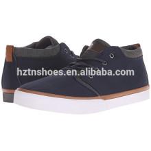 China-Fabrik-niedrige Preis-Segeltuch-Schuhe für Männer Großverkauf