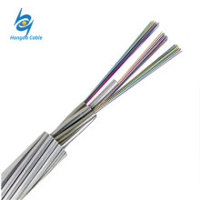 Stainless Steel Tube OPGW Aluminium Shield Wire