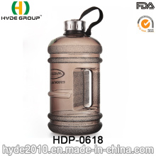1.89L BPA livram o jarro de água plástico de PETG, garrafa de água plástica de 2.2L grande com logotipo (HDP-0618)