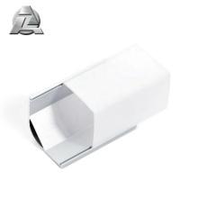 6063 t5 1m Länge silberne geführte Aluminiumprofilleiste