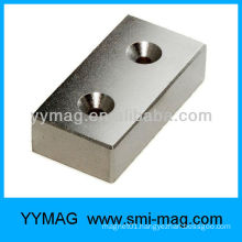 Large rare earth magnets