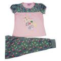 Summer Baby Girl Kids Suit dans les vêtements pour enfants