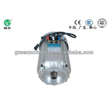 Электрический автомобиль двигателя, низкое напряжение переменного тока, мотор аккумулятор для автомобиля