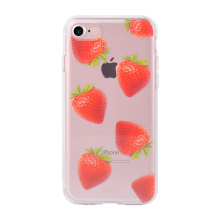 Caso mais novo Strawberry IMD iphone6 ​​plus