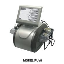 Многополюсный RF с вакуумной кавитационной машиной для похудения (RU + 5)