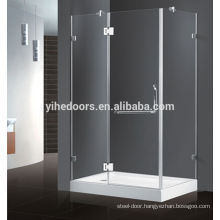 Made in China high quality hinge swing door steam shower cabins sale