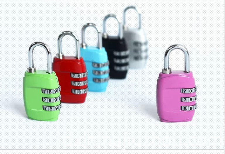 Colorful Lock