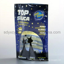 Food Grade Stand up Zipper Plastic Packaging Bag