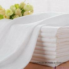 Alta qualidade 100% algodão bebê gaze fralda