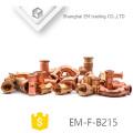 EM-F-B215 Hochwertige Kupferrohrverbindung