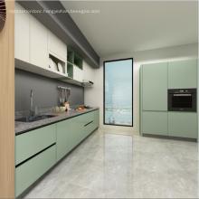 Modern Wooden Kitchen Cabinets Design