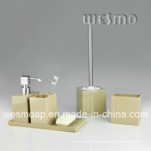 Фарфоровый ансамбль ванной комнаты (WBC0643B)