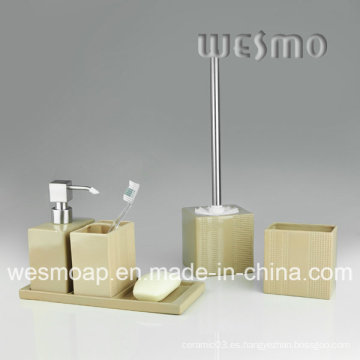 Conjunto de baño de porcelana (WBC0643B)