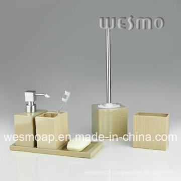 Porcelain Bathroom Ensemble (WBC0643B)