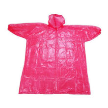 Adult Ponchos, PU Fabric and 130gsm Stripe Jersey, 210T Polyester LiningNew
