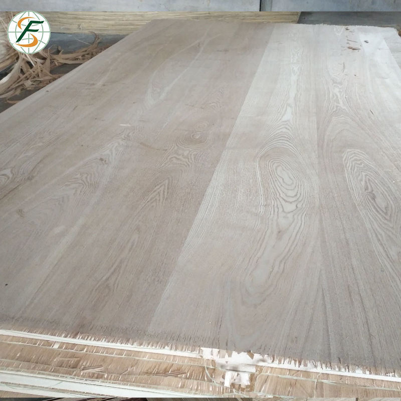 Oak Faced Veneer Plywood 3