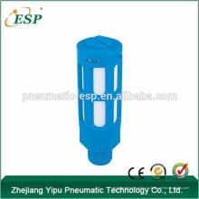 пневматический пластиковые глушитель пластик пневматический глушитель глушитель резьбовых