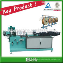 COPPER/ALUMINUM TUBE STRAIGHTENING AND CUTTING MACHINE FOR AIR-CONDITIONER SYSTEM