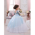 2016 Ins hot sell flower girl dress lace baby girl wedding dress wholesale