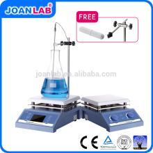 Agitador magnético digital de laboratório JOAN com aquecedor
