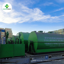 Pyrolysis Oil for Distillation Equipment Manufacturers