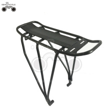 heavy duty alloy no spring bicycle rear rack