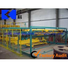 automatische Stahlgittermaschenbearbeitungsmaschine