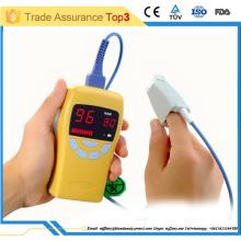 2016 neues Fingerspitzen-Pulsoximeter mit vernünftigem Preis und niedrigem MOQ (MSLPO-A)