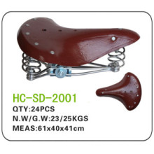 Bicycle Spare Parts Lady Bicycle Saddle (HC-SD-2001)