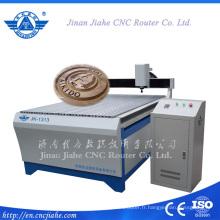 Machine de routeur CNC 1300 * 1300mm avec 1.5KW routeur /cnc broche de refroidissement d'Air pour le jury de l'abs, mdf, plastique, bois