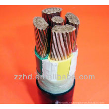 para la venta caliente de la exportación varios tipos de CYY Cable ACYY CABLE