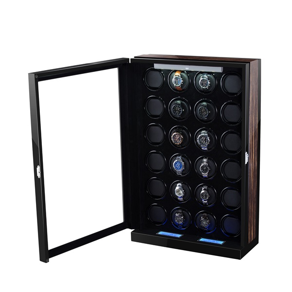 24 rotors watch winder