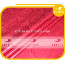 Nouvelle Arrivée 100% Coton Damassé Shadda Nigeria Tissu Textile Guinée Brocade Bazin Riche Tissu Africain FEITEX