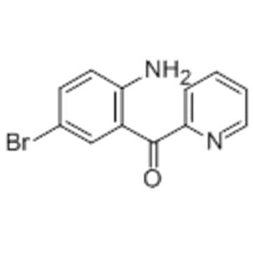 2-(2-AMINO-5-BROMOBENZOYL) PYRIDINE CAS 1563-56-0