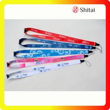 Custom Logo Printed Satin Ribbon Gift Ribbon